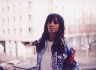 Santigold, Berlin 2013 for Fräulein Magazin