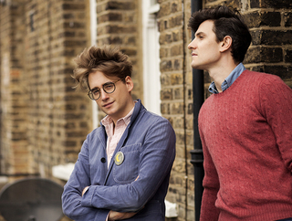 Luke Edward Hall & Duncan Campbell, London for Salon Magazin